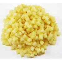Pomme de terre cube sous vide / 8 kg