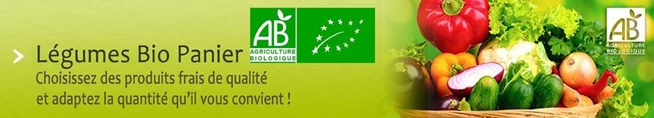 Légumes Bio Panier ( -2kg )